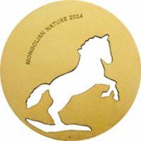 Аверс монеты «Лошадь»